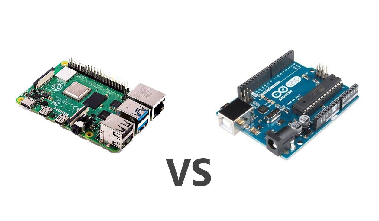 Perbedaan Antara Raspberry Pi dan Arduino